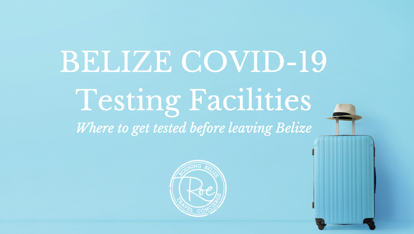 cdc covid testing belize