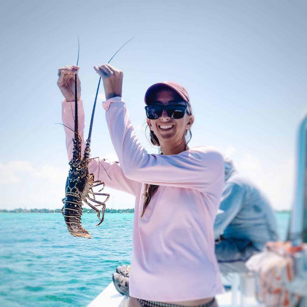 lobster belize