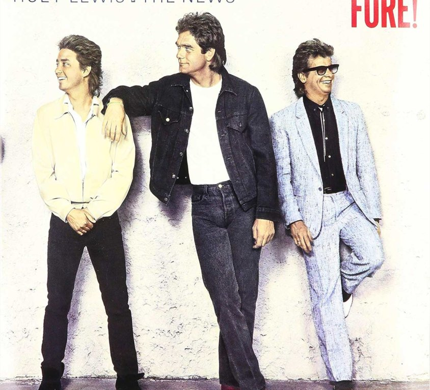 """Huey Lewis & The News """"Fore"""""""