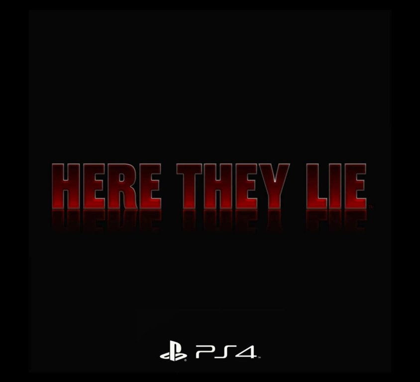"""Sony Playstation """"Here They Lie"""""""