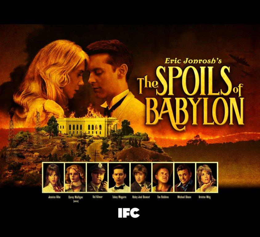 IFC's The Spoils of Babylon