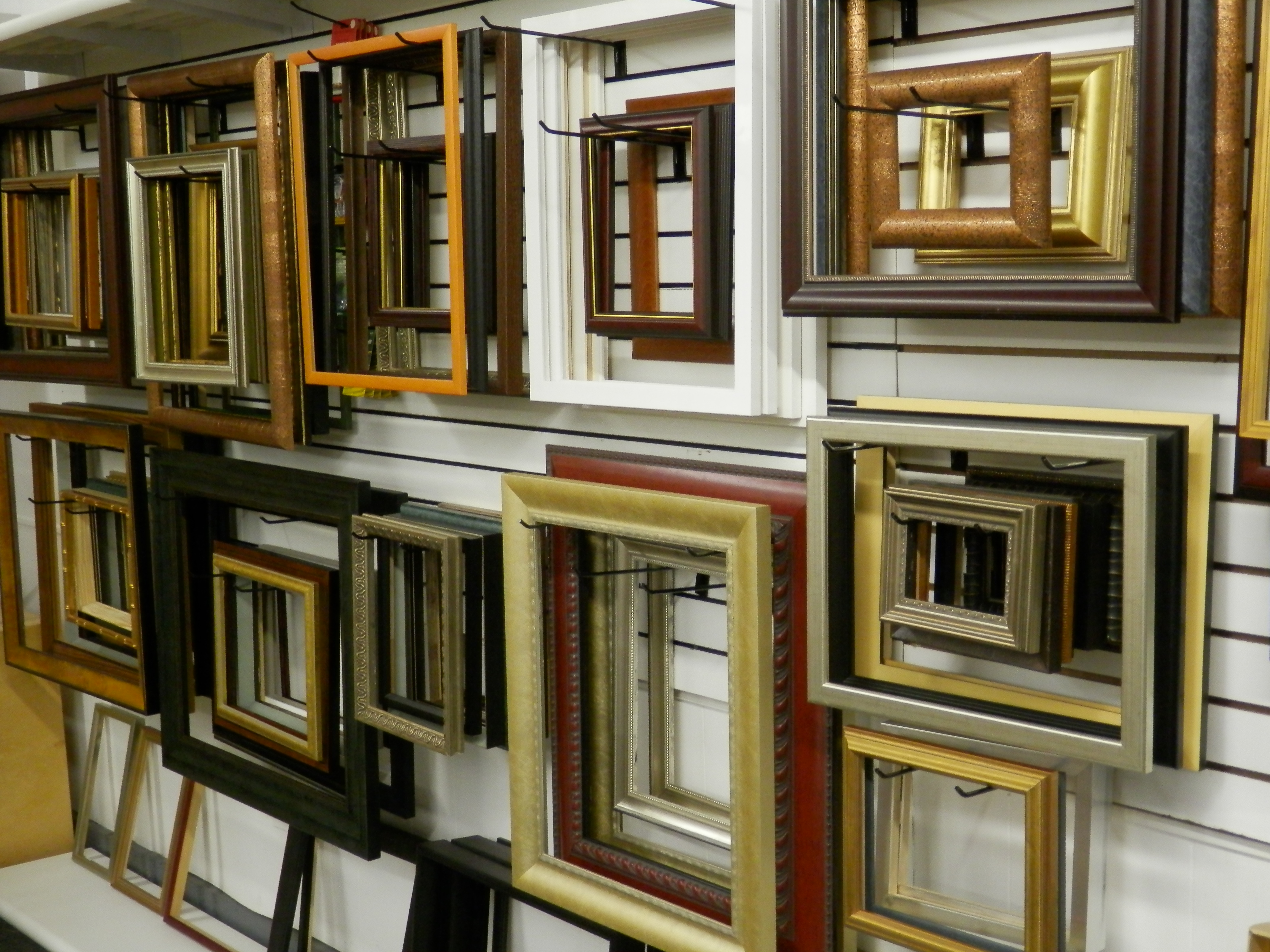 Custom Frames - Muse Custom Framing