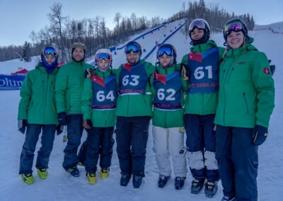 Canada Winter Games Team