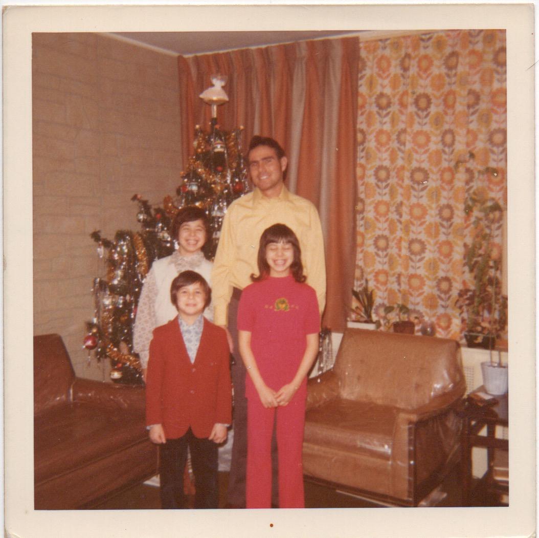 Barbara Herel - Family Photo