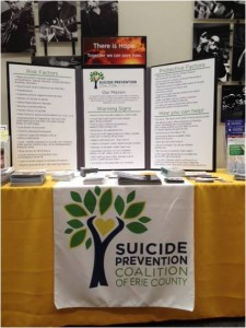 Suicide Prevention Coalition Event