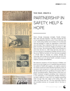 2019 Partnerships