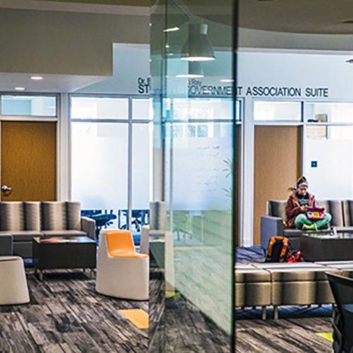 Stetson University Student Center at Stetson University, Fla. on Tuesday, Jan. 22, 2019.   (Photo by Scott McIntyre)