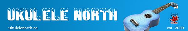 Ukulele North banner
