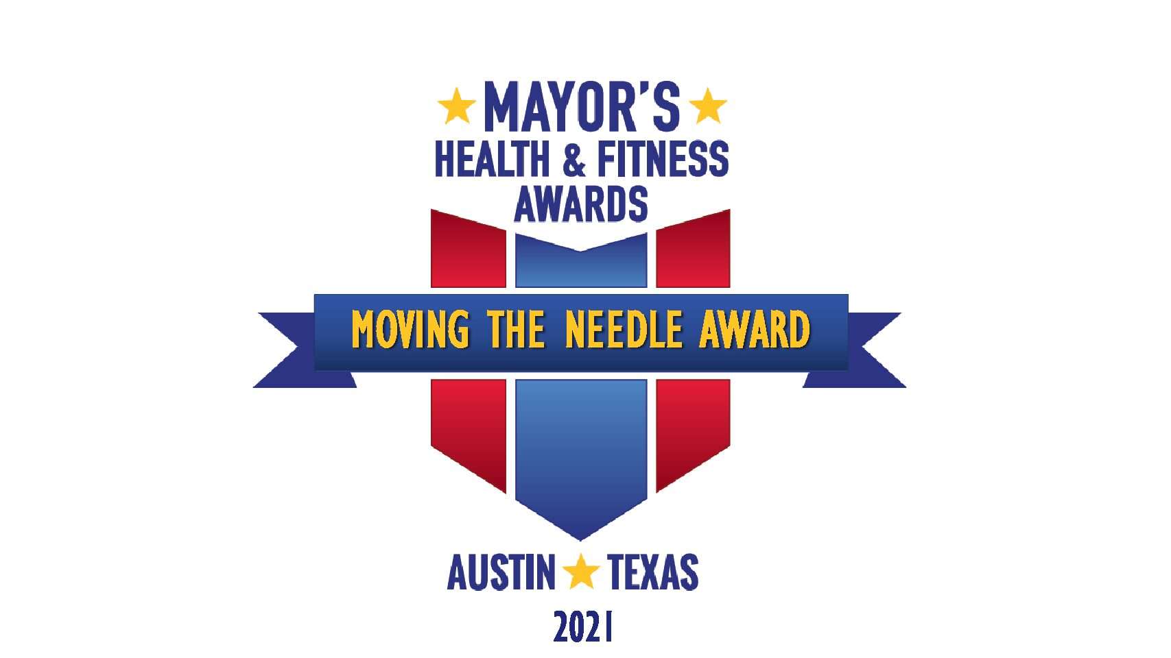 Logo for the MHFC Moving the Needle Award