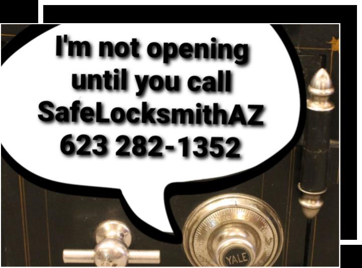 Safe Locksmith AZ