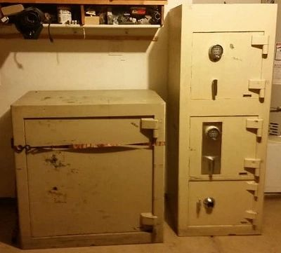 How To Open An AMSEC TL30 Combination Safe