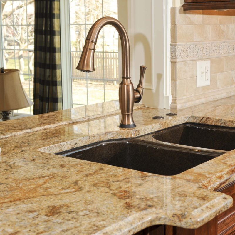Exotic Granite Countertop