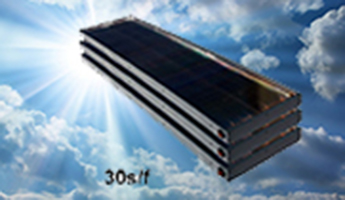 30-square-foot-solar-water-collector from SolarRoofs.com ACR Solar