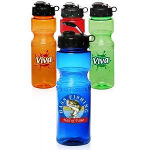 28 oz Plastic Sports Bottles