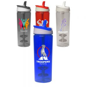 29 oz Plastic Shaker Bottles with Straw ASHB04