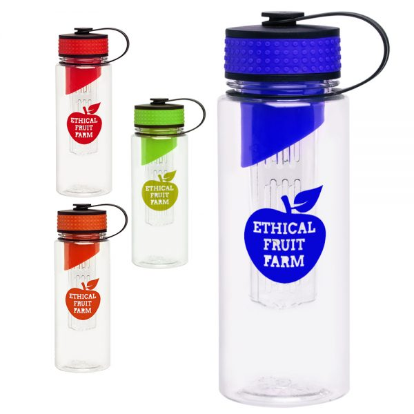 28 oz Caribbean Infusion Water Bottles APG227
