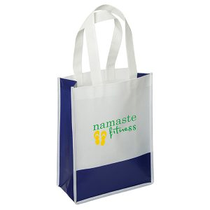 TO9242 Andover Way Small Laminated Bag (9.25W x 11.75H x 4.75D)