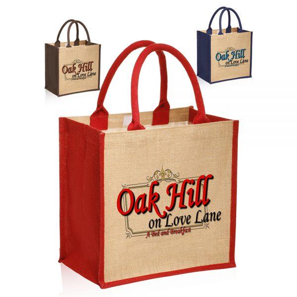 Stylish Rope Handle Jute Bags ATOT3756