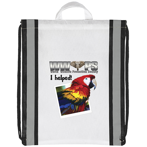 Non Woven Reusable Drawstring Bags Wholesale