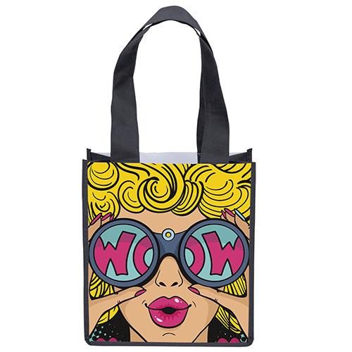 Custom Recycled PET Non Woven Bags Bulk