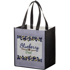 SUB131015 Dye Sublimation PET Non Woven Sublimated Grocery Bag