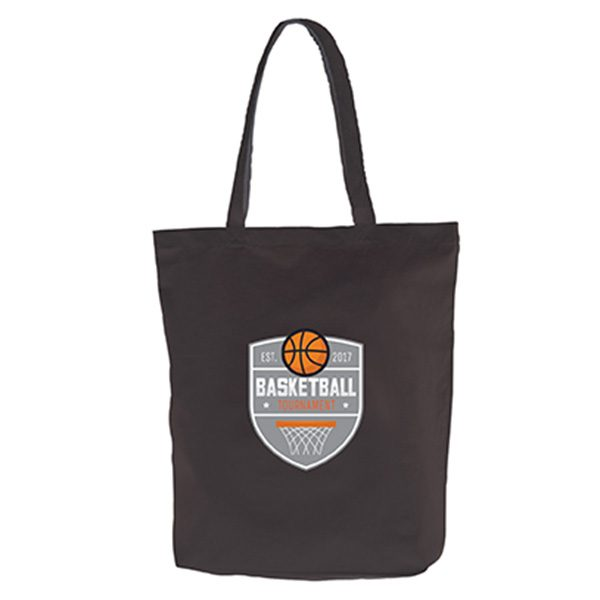 E6065 Econo Cotton Tote Bag With Gusset