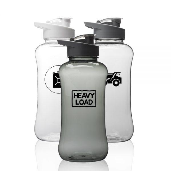 60 oz Athlete Plastic Water Bottles AWB293