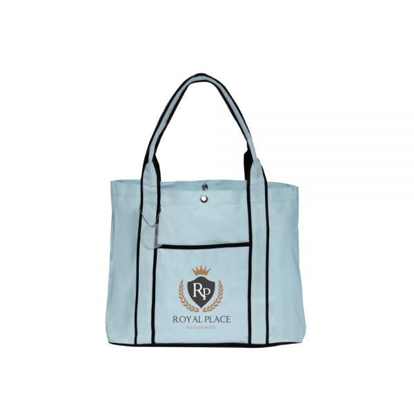 Polyester Fashion Tote Bags ATOT20