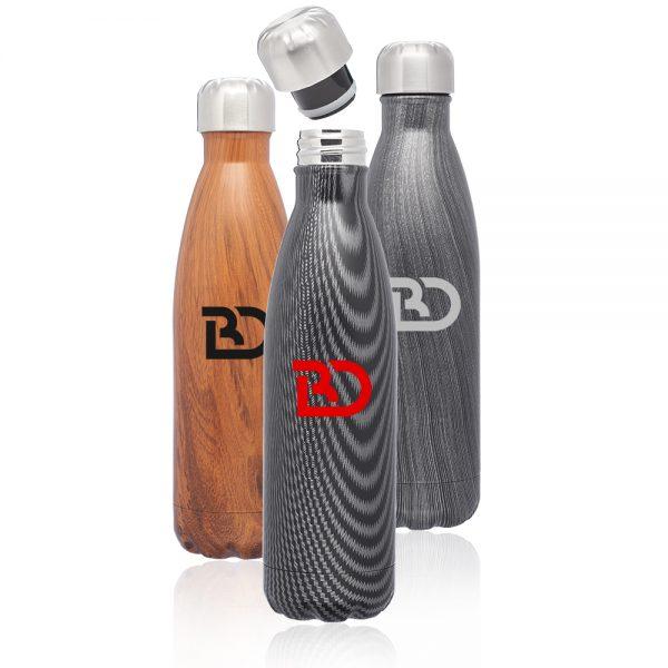 17 oz Cola Shaped Water Bottles ATM301W