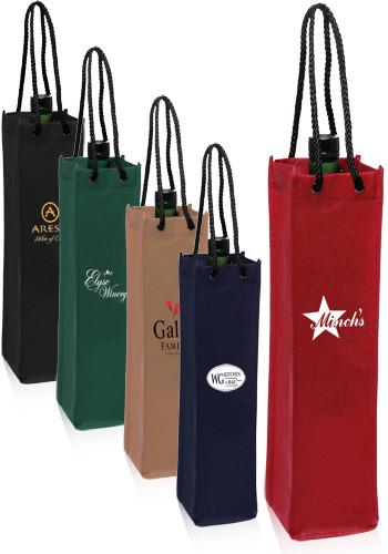 Non-Woven Single Wine Bottle Bags ATOT117