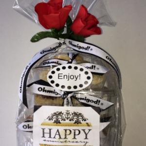 Anniversary Gift Basket - Design A