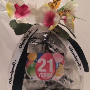 Birthday Gift Basket Design A