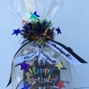 Birthday Gift Basket Design D