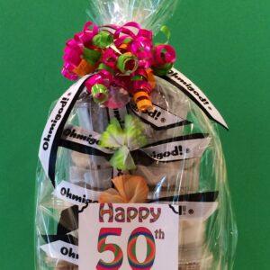 Birthday Gift Basket Design E