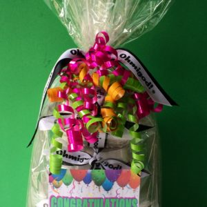 Congratulations Gift Basket - Design B
