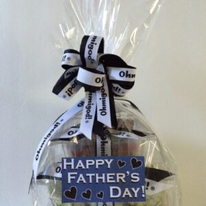 Fathers Day Gift Basket - Design B