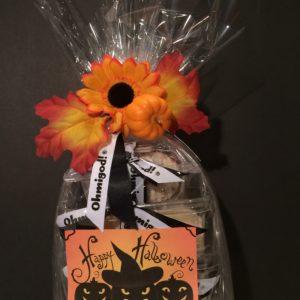 Halloween Gift Basket - Design A
