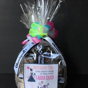Birthday Gift Basket - Design I