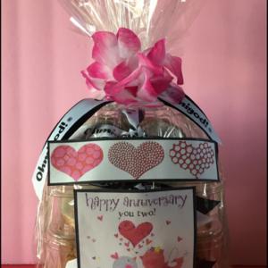 Anniversary Gift Basket - Design C