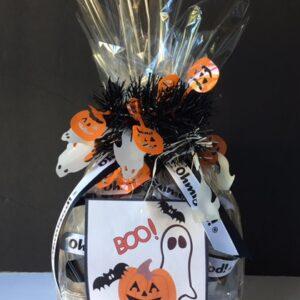 Halloween Gift Basket Design B