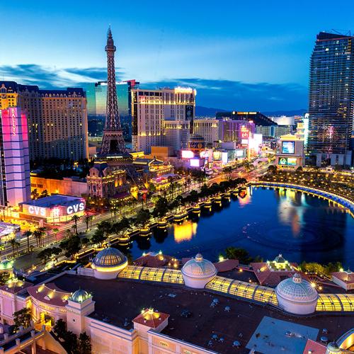 Las Vegas - Daniil Vnoutchkov