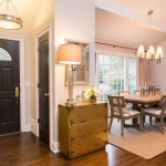 Distressed Chest, Casual Dining Area