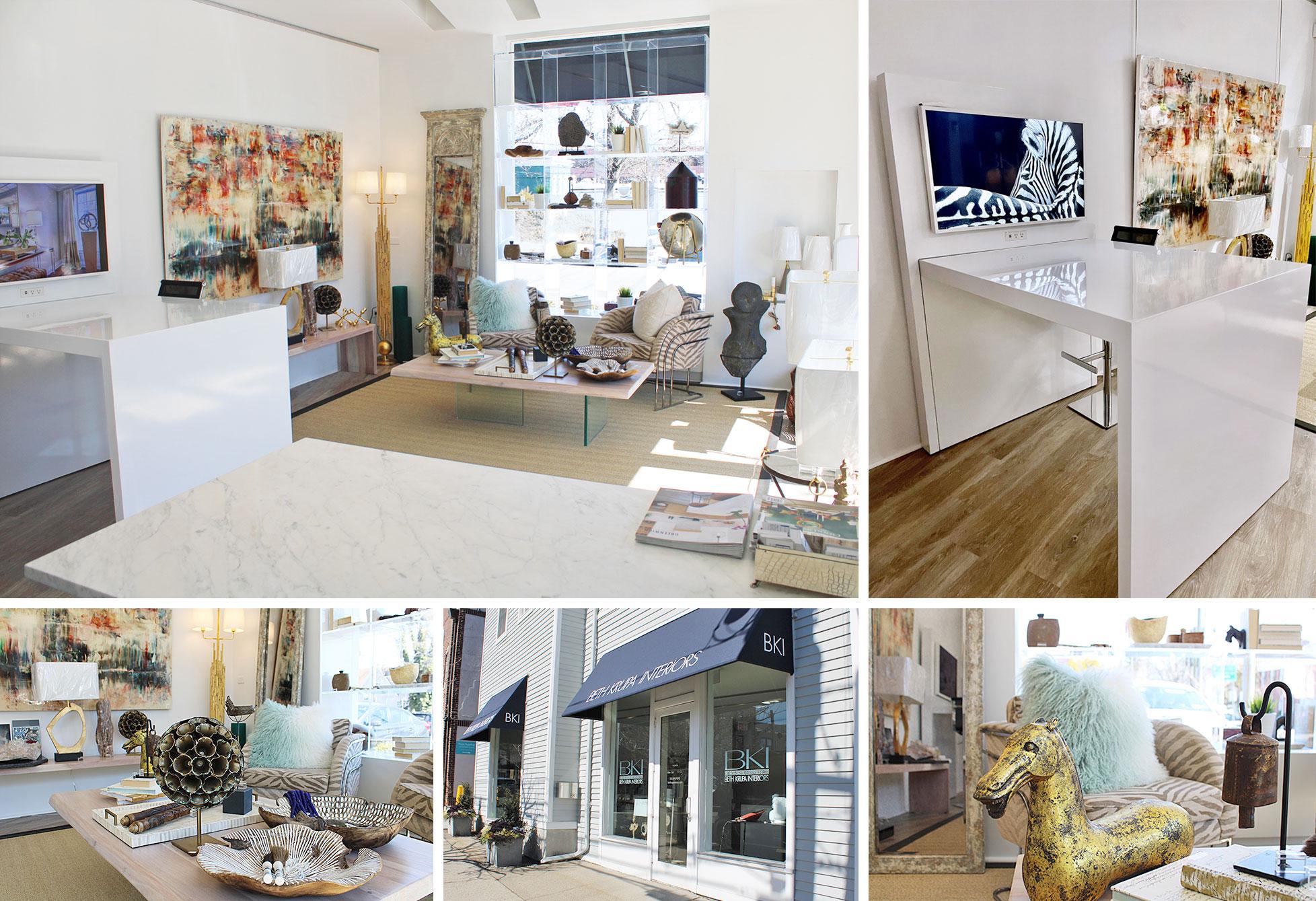 Beth Krupa Interiors Design Studio & Home Boutique