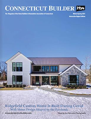 Beth Krupa Interiors Connecticut Builder Magazine Winter/Spring 2021