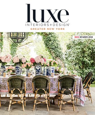 Beth Krupa Interiors - Luxe Interiors + Design Magazine