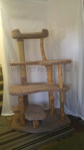 4 tier custom tree