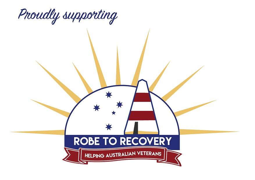"""Collaboration with Veterans SA, """"Robe to Recovery"""" Support and Reintegration network"""