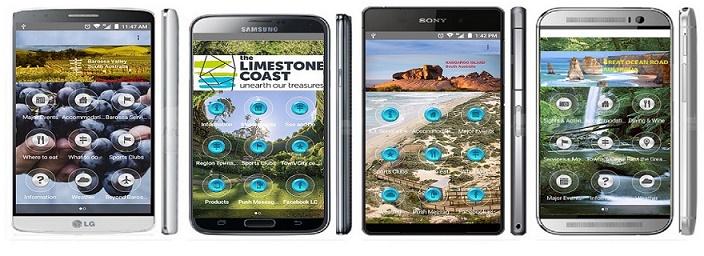 South Australia App published