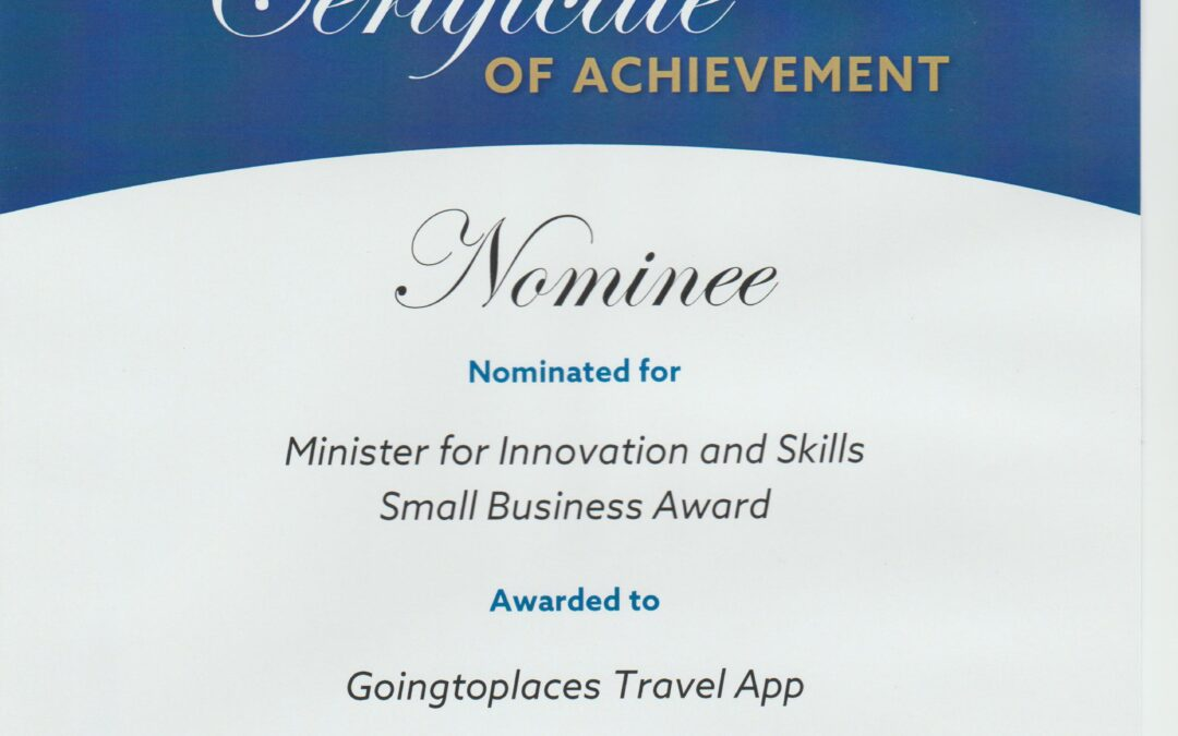 Community Achievement Award 2019