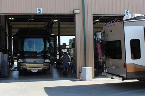 Best RV Repair Services - North Texas